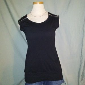 Maurices Tank Top. Black.  Size Small.